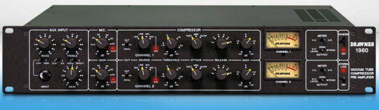 KJAMM pro mix tips. 1960 variable tube compression